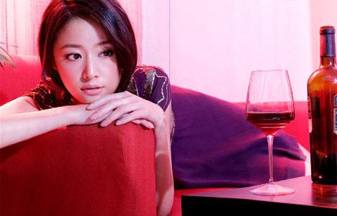 红酒美人林心如 - 志永达酒业 - 红酒世家-志永达