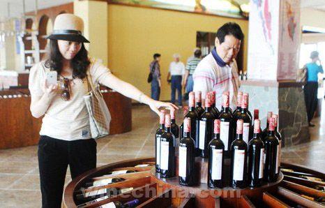 钦州保税港区成中国西南最大专业酒类供应链基地