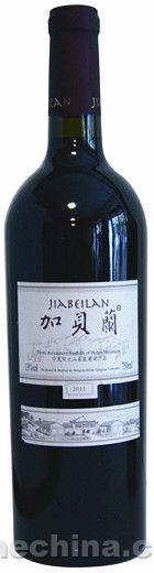 加贝兰干红葡萄酒2011