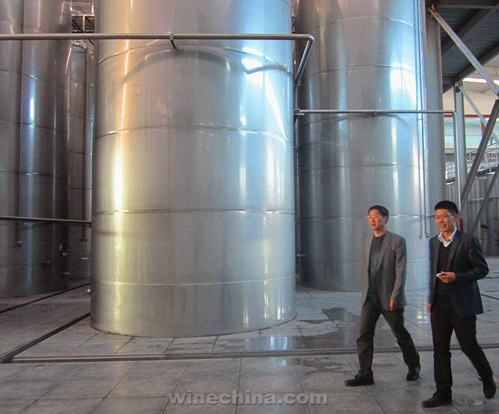 中葡网产区行(七)中粮长城云漠酒庄:发掘产区特色 引领产区品牌
