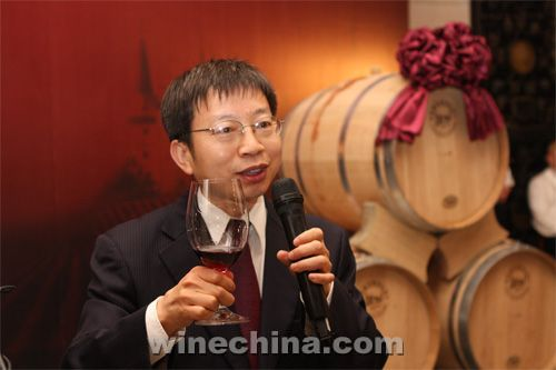 Best Wishes to Yang Ling (14)Li Jiming:Cultivate many wine Elites,Make outstanding industry achiev