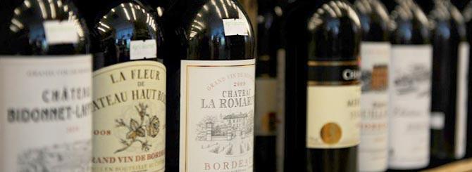 法国葡萄酒的价格开始飙升