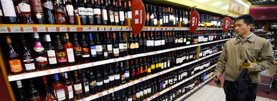 France & China Unite to Fight Fake Wine