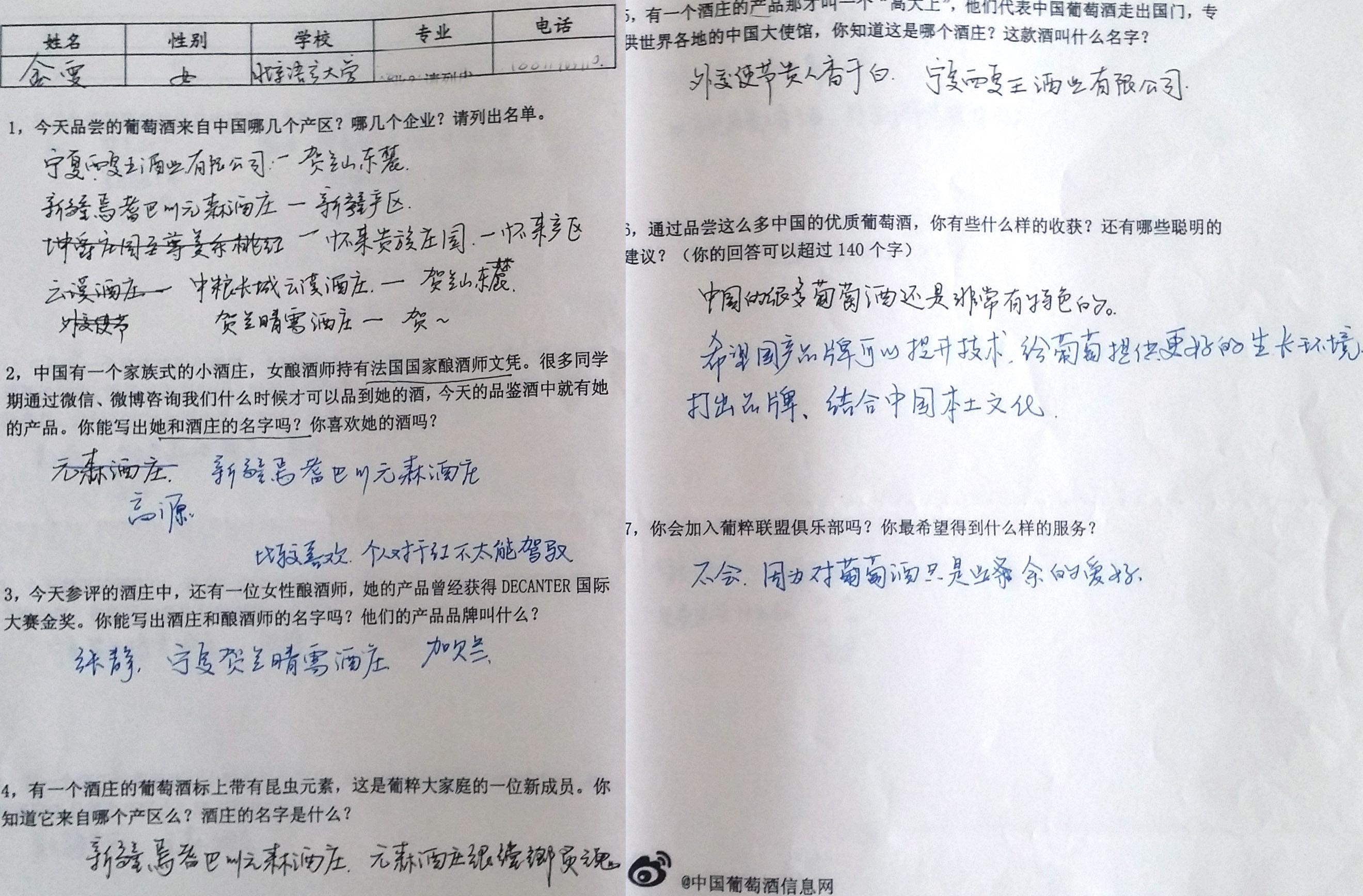 2014葡粹校园行之中国农大(20)