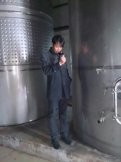 中国酿酒师风采录(50)张召文:幸福之人的葡萄酒情缘
