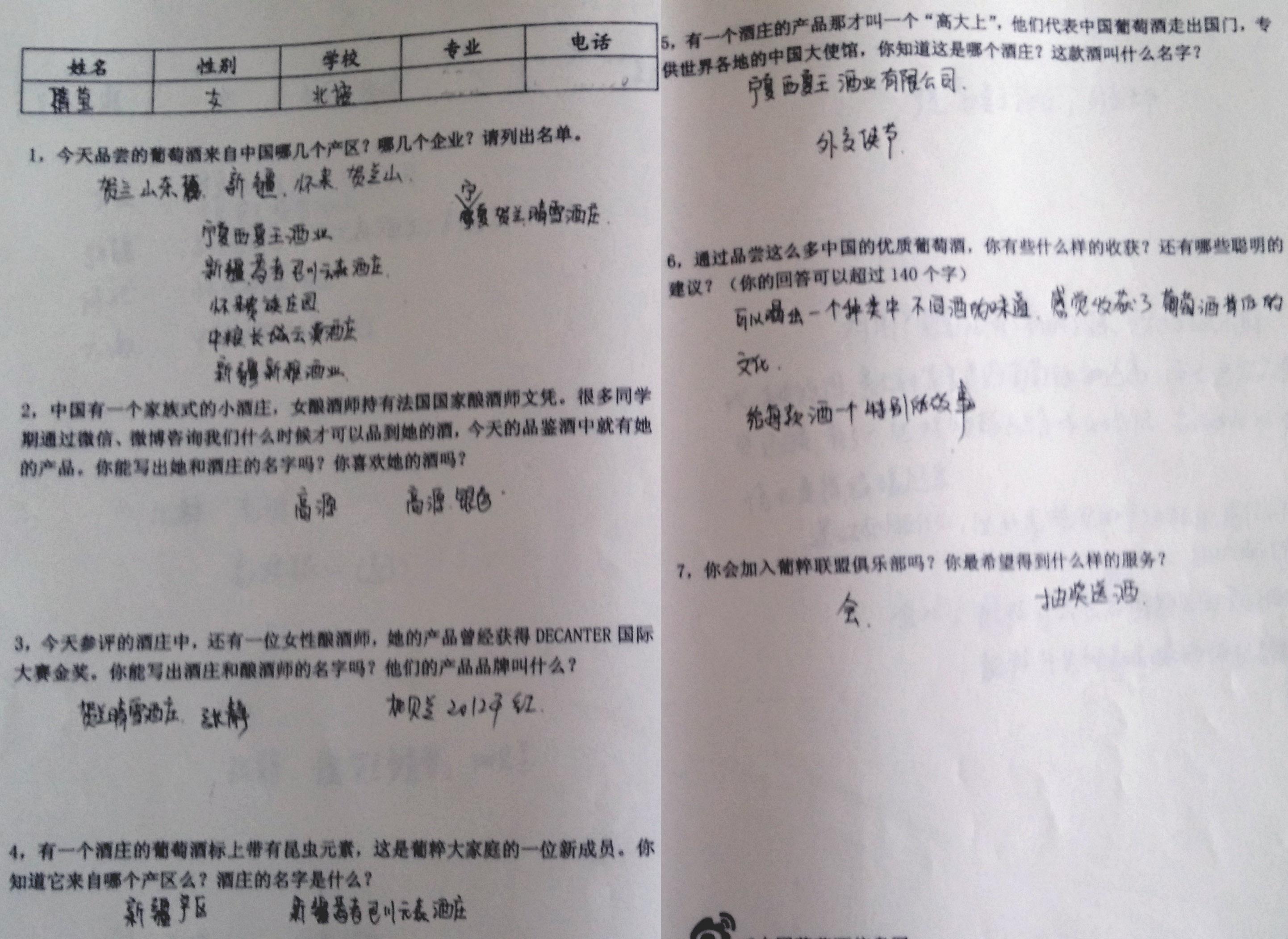 2014葡粹校园行之中国农大(23)