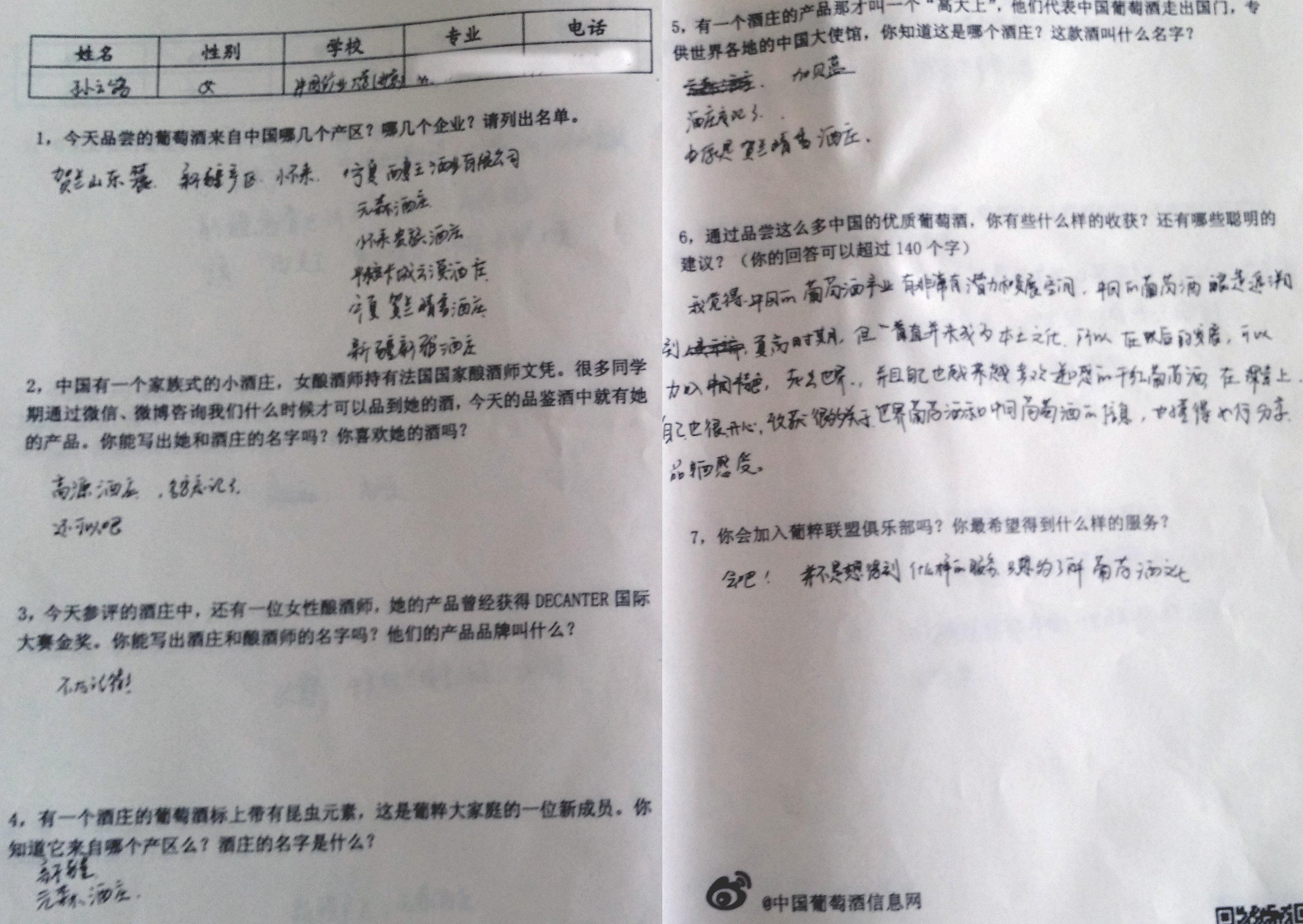2014葡粹校园行之中国农大