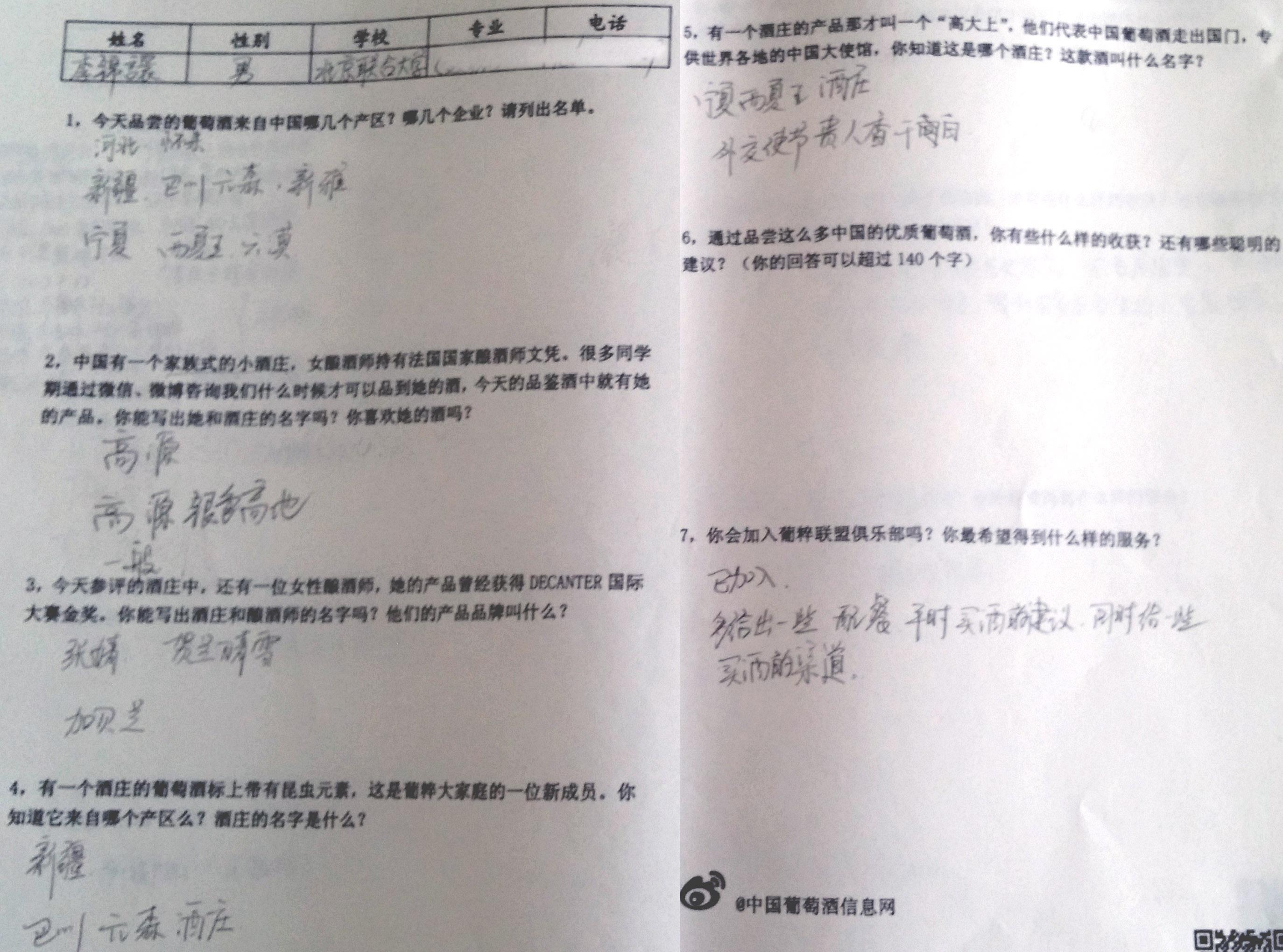 2014葡粹校园行之中国农大(27)