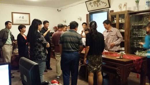 【葡粹动态】迎国庆葡粹品鉴会在佳酿酒窖举办