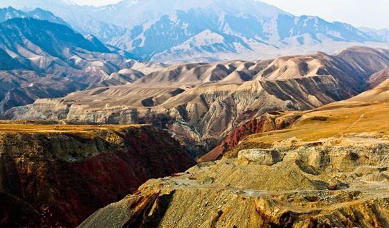 【大美新疆】新疆12条徒步路线