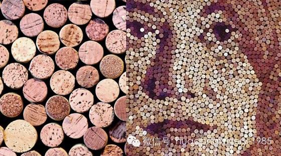 软木塞和红酒瓶废物利用创意diy