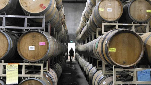 U.S. wine exports in 2014 second highest on record