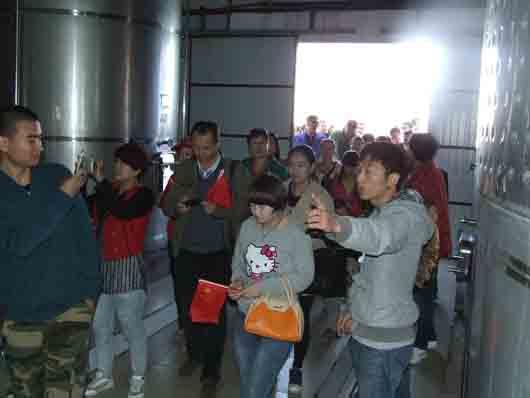 【葡粹动态】首届元森酒庄红粉俱乐部成员线下见面会成功举办