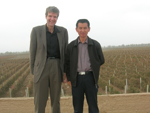 Chinese Winemakers (67) Song Maohua:concentration makes better work