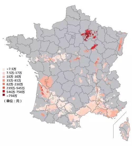 独家揭秘|在法国买一个酒庄要多少钱?