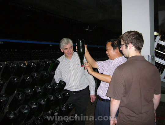 Chinese Winemakers (72) Sun Tengfei: A winemaker with dreams
