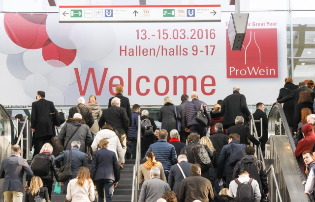 Prowein 2016 Racks Up Record Visitor Numbers
