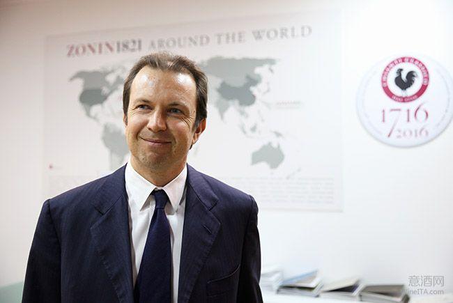 葡萄酒是意大利历史和文化的精华――专访意大利葡萄酒联合会UIV主席