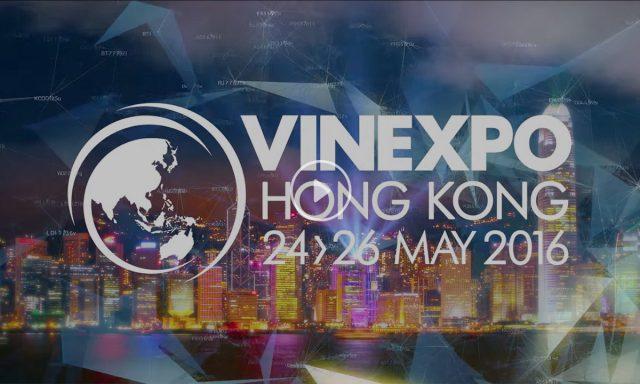 What's On At Vinexpo Hong Kong