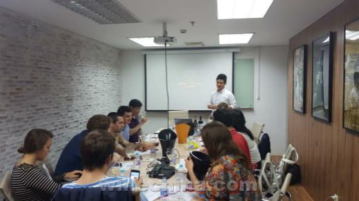 第28届OIV MSc中国课程在香气共和国开启
