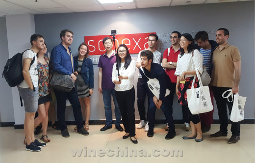 The 28th Class of OIV MSc Started China Wine Tour in Shanghai