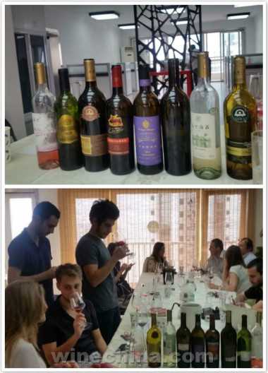 OIV MSc葡萄酒管理硕士班考察北京、怀来产区