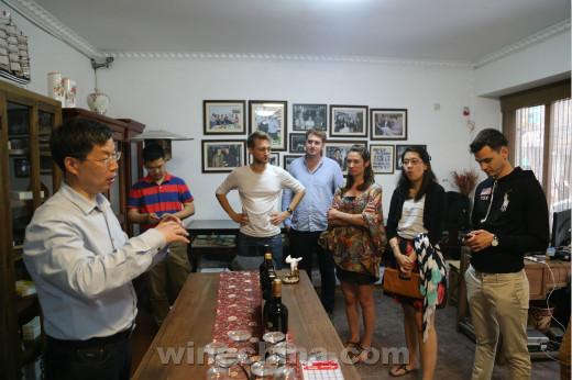 第28届OIV MSc葡萄酒管理硕士班中国学区活动圆满结束