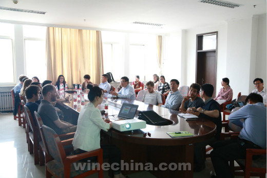 The 28th Class of OIV MSc Finished China Wine Study