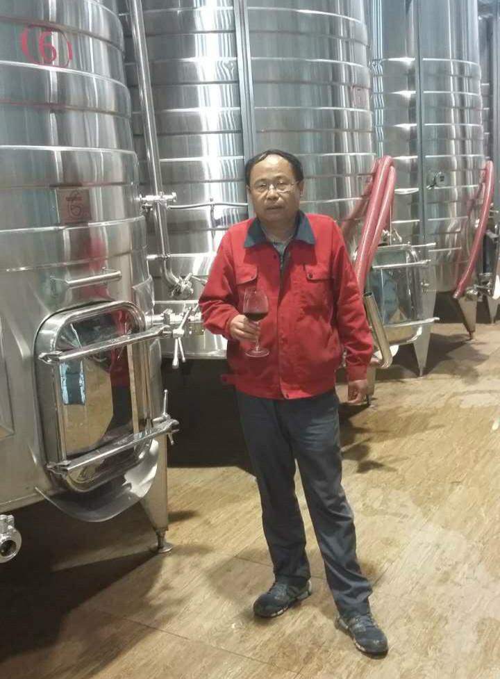 中国酿酒师风采(126)梁百吉:变化中寻找平衡