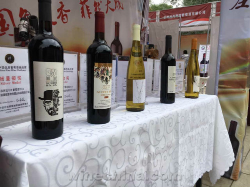【葡粹动态】国菲酒庄丝绸之路葡萄酒节精彩掠影