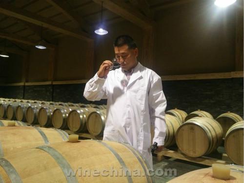 中国酿酒师风采录(132)  徐金辉:葡萄酒是一面镜子