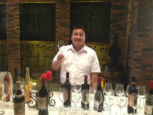 中国酿酒师风采(134)阮仕成:酿造舌尖上的中国风味