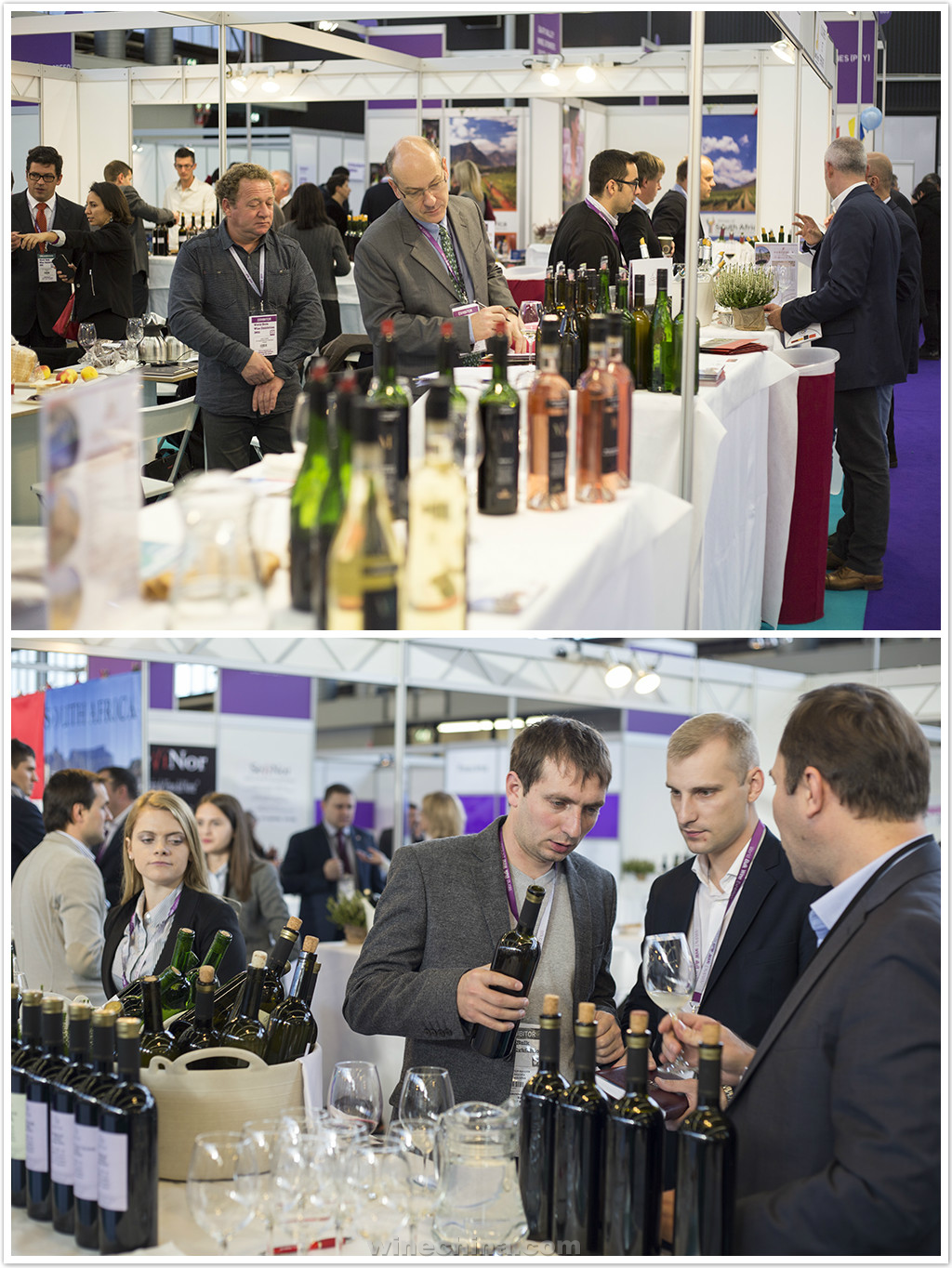 The 8th World Bulk Wine Exhibition