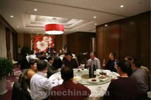 2016中国优质葡萄酒挑战赛欢迎晚宴隆重举行