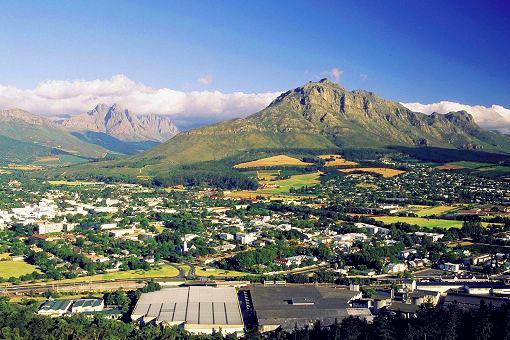遇见彩虹之国――南非