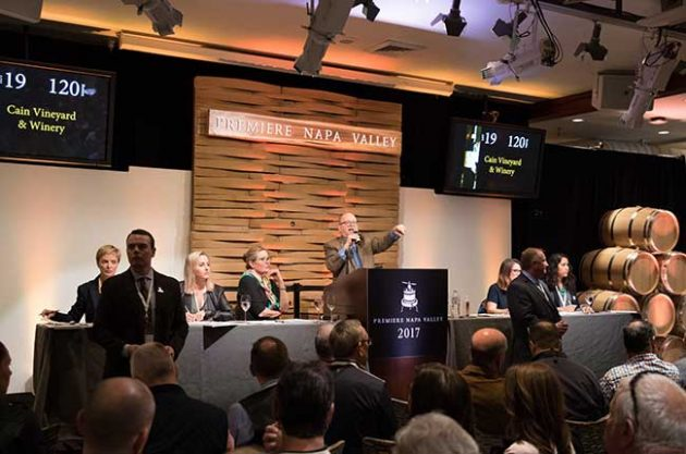 Premiere Napa Valley auction 2017 raises $4.2 million