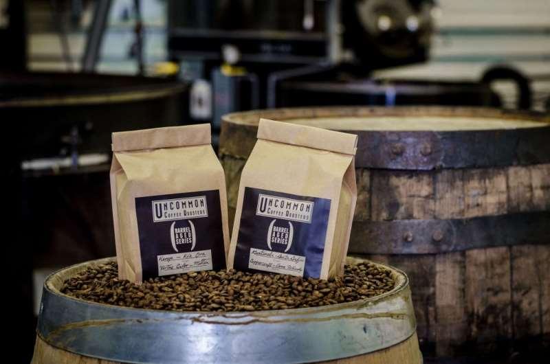 美妙,是当橡木桶遇上咖啡豆