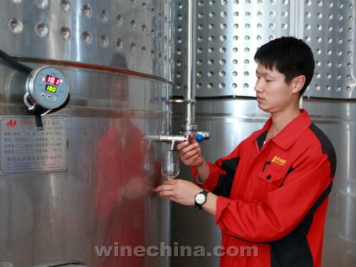 【品质十年】金牌酿酒师(2)王一璐:每一个年份都值得铭记