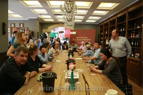 国际美食美酒图书颁奖典礼开幕 中国酿酒师书籍再获奖