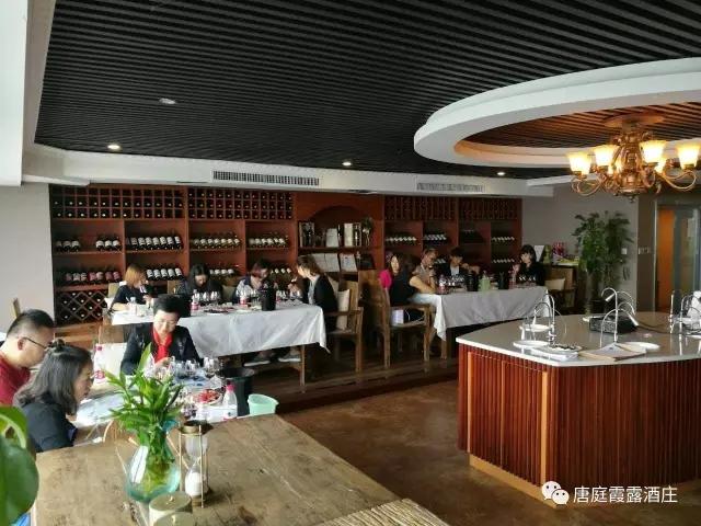 【葡粹动态】唐庭霞露北庭赤霞珠干红成为ISG国际侍酒师认证课程品鉴用酒