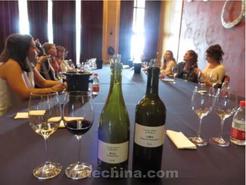 第29届OIV MSc葡萄酒管理硕士班考察北京、怀来产区