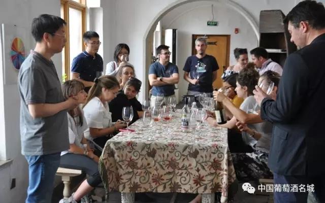 第29届OIV MSC葡萄酒管理硕士班考察蓬莱产区