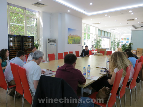 The 29th Class of OIVMSc Finished Shanghai Wine Study