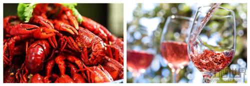火爆半个中国的小龙虾如何配酒?