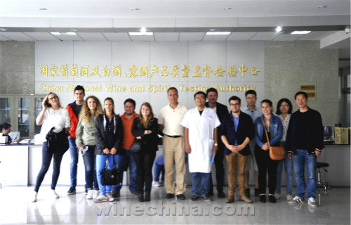 The 29th Class of OIV MSc Finished China Module in Yantai