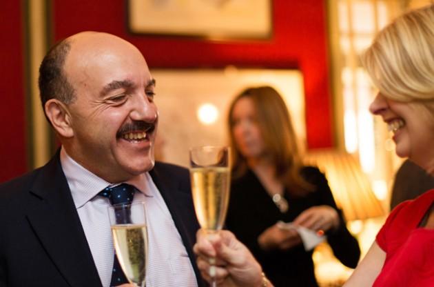 Gerard Basset receives OIV MSc in Wine Management