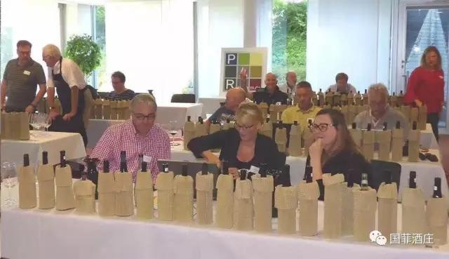【葡粹动态】2017年帕耳国际有机葡萄酒大赛国菲酒庄首次参加摘得双银奖