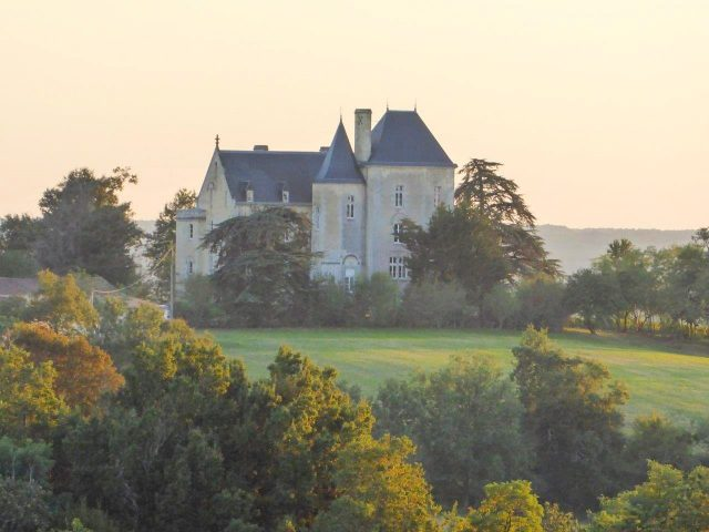 Hong Kong Company Purchases Chateau Fauchey