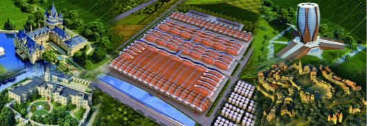 Project Plan of Yantai Changyu International Wine City