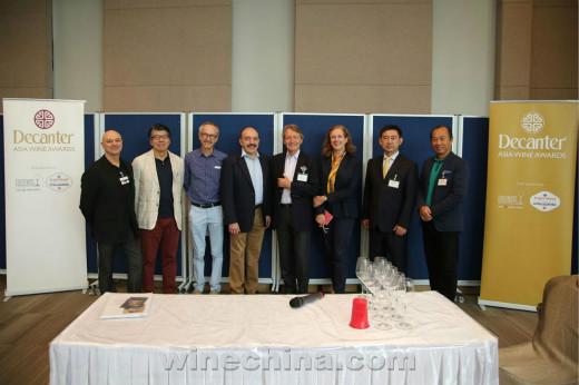 2017Decanter亚洲葡萄酒大赛迎来最大评审阵容